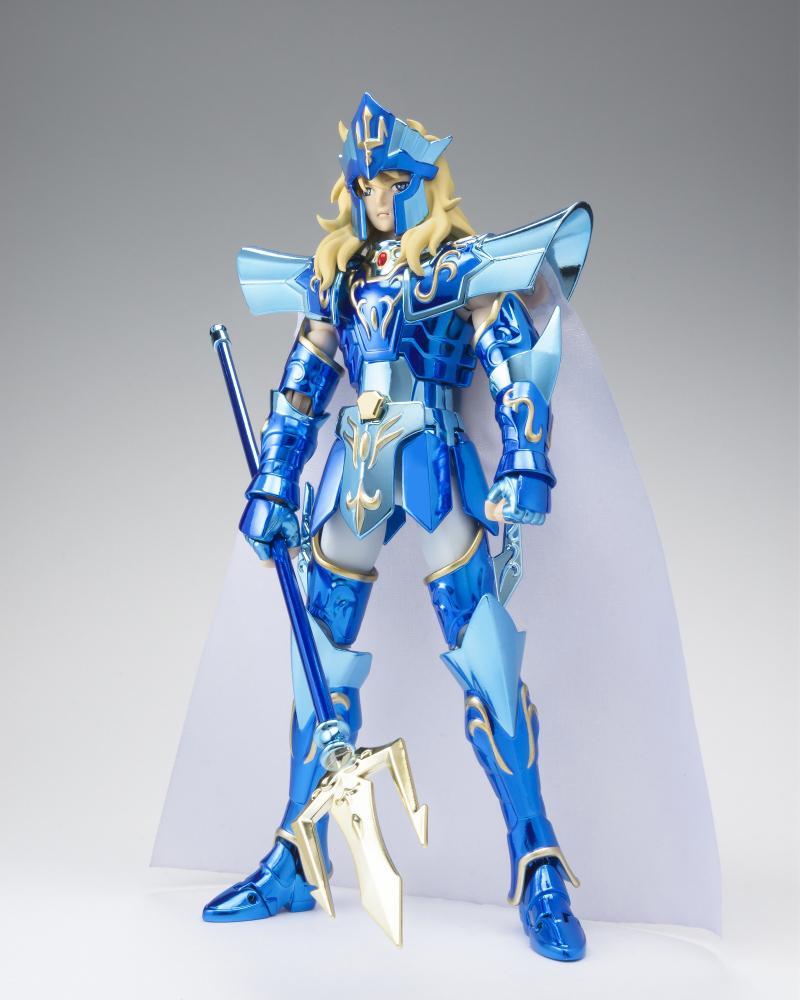 SAINT SEIYA - Figurine SCM Poseidon 15h Anniversary -16 cm (Bandai)
