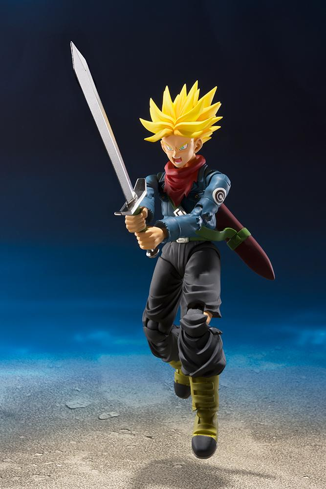 DRAGON BALL - Super Trunks SH Figuarts (Bandai)