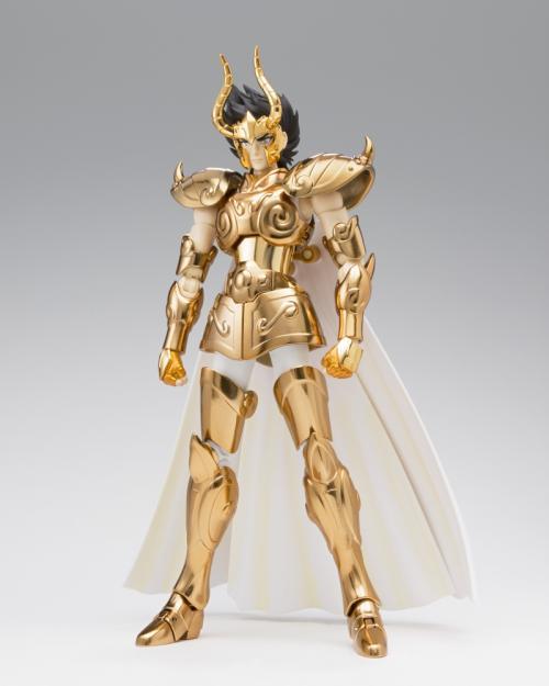 SAINT SEIYA - EX Capricorn Shura OCE - Figurine Bandai 18cm