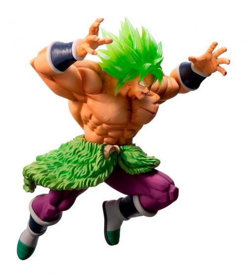 DRAGON BALL HEROES - Ichibansho Super Saiyan Broly Full Power - 20cm