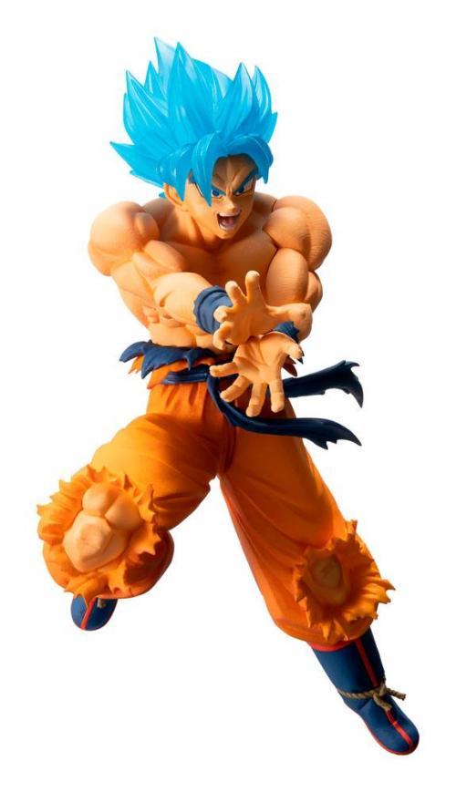 DRAGON BALL HEROES - Ichibansho SSGSS Son Goku - 16cm
