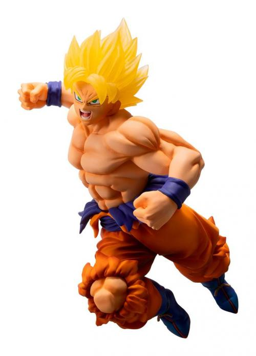 DRAGON BALL HEROES - Ichibansho Super Saiyan Son Goku 93' - 16cm