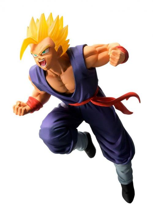 DRAGON BALL HEROES - Ichibansho Super Saiyan Son Gohan 94' - 17cm