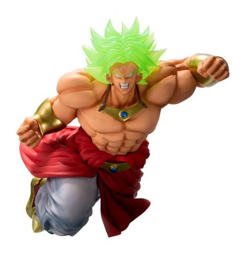 DRAGON BALL HEROES - Ichibansho Super Saiyan Broly 93' - 20cm