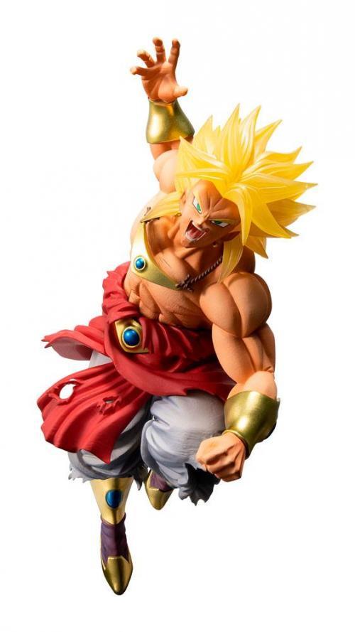DRAGON BALL HEROES - Ichibansho Super Saiyan Broly 94' - 19cm