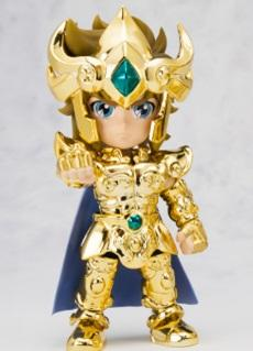 SAINT SEIYA : Figurines Saints Collection 8cm - Leo Aiolia