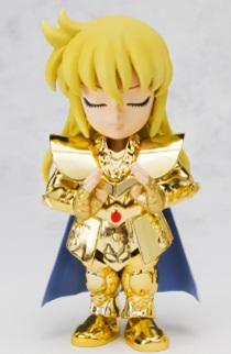 SAINT SEIYA : Figurines Saints Collection 8cm - Virgo Shaka