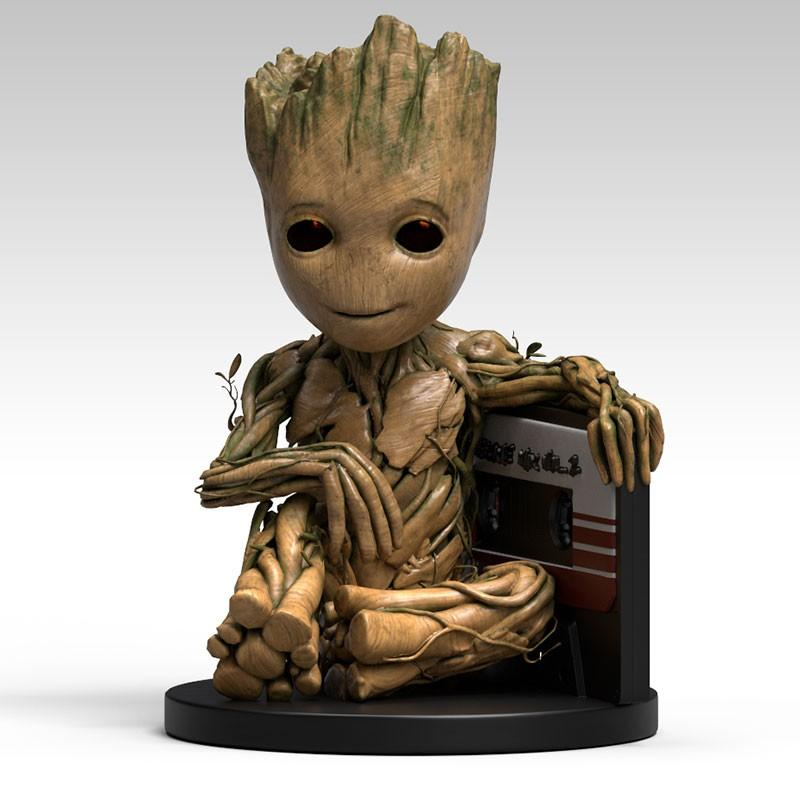 GUARDIANS OF THE GALAXY 2 - Tirelire - Baby Groot - 25cm_4