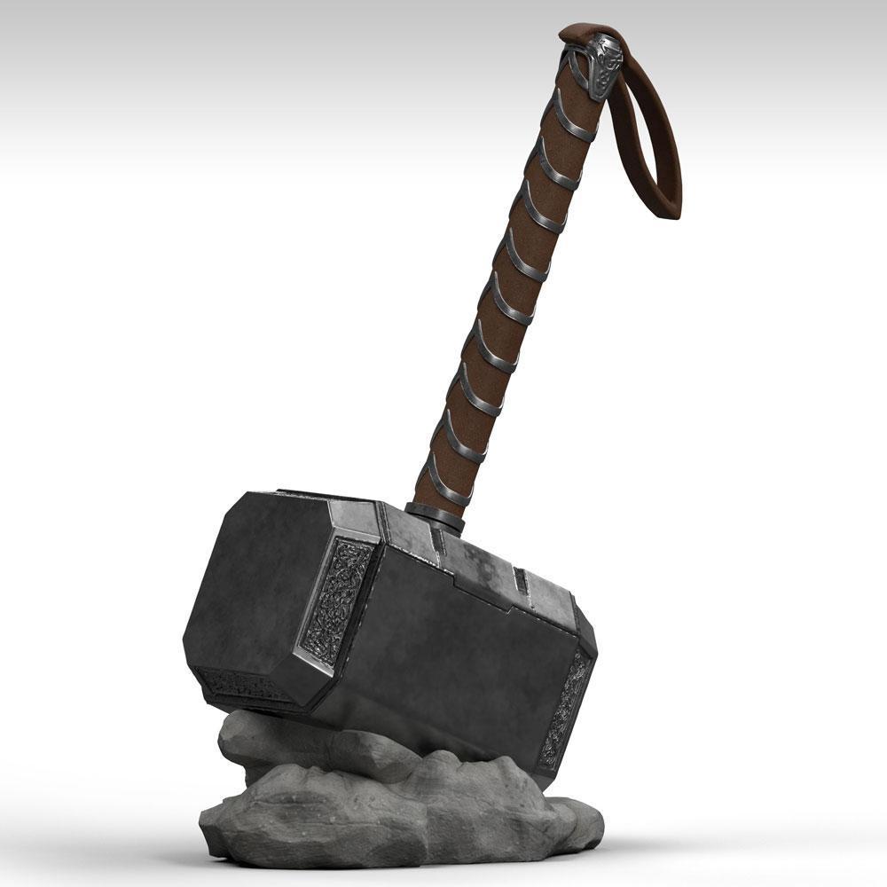 MARVEL - Tirelire - MEGA BANK - Mjolnir - 28cm