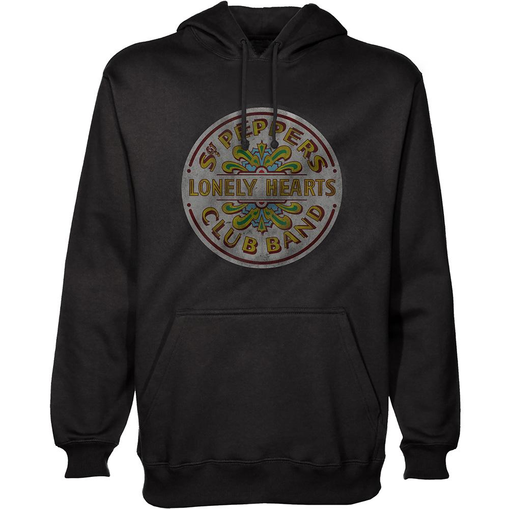 THE BEATLES - Sweat Hoodies - Sergent Pepper (L)