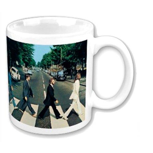 THE BEATLES - Mug 315 ml - Abbey Road Crossing