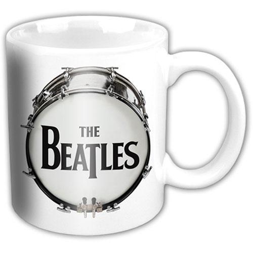 THE BEATLES - Mug 315 ml - Original Drum