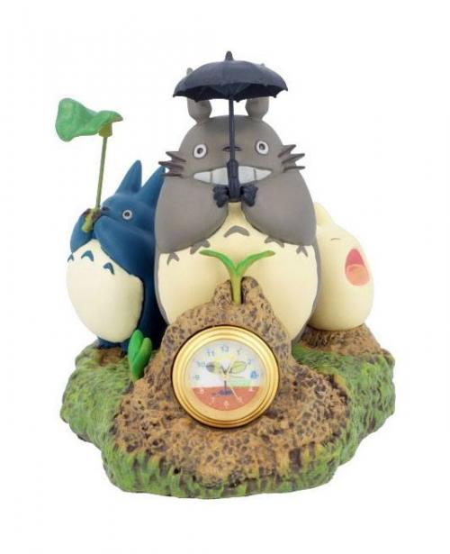 GHIBLI - Mon voisin Totoro - Horloge Dondoko Dance 10cm