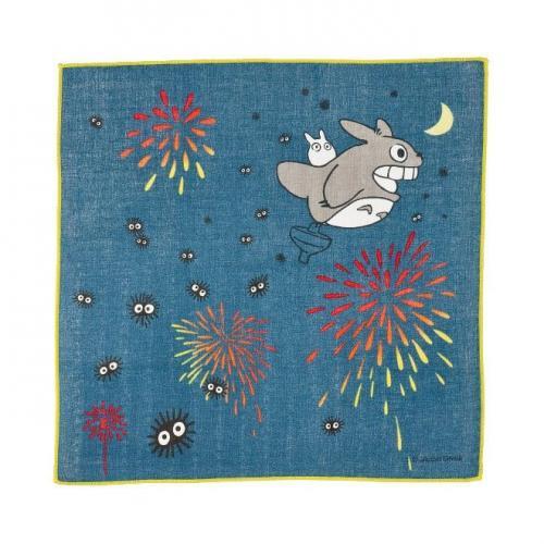 GHIBLI - Mon voisin Totoro - Serviette pour mains 29x29cm