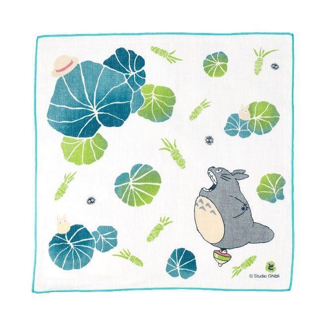 GHIBLI - Mon voisin Totoro - Serviette pour mains 29x29cm_1