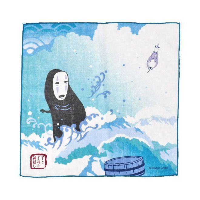 GHIBLI - Le voyage de Chihiro - Serviette pour mains 29x29cm_1