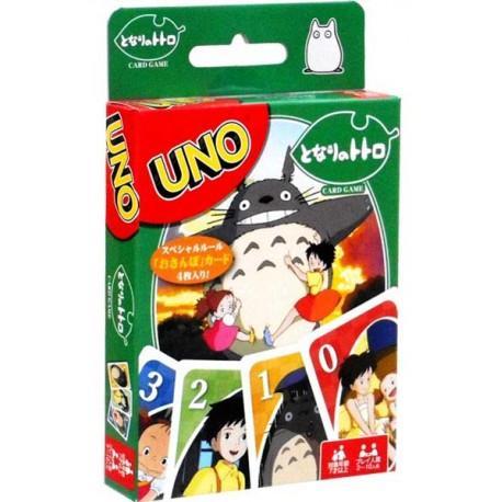 GHIBLI - Mon voisin Totoro - UNO Jeu de cartes à jouer