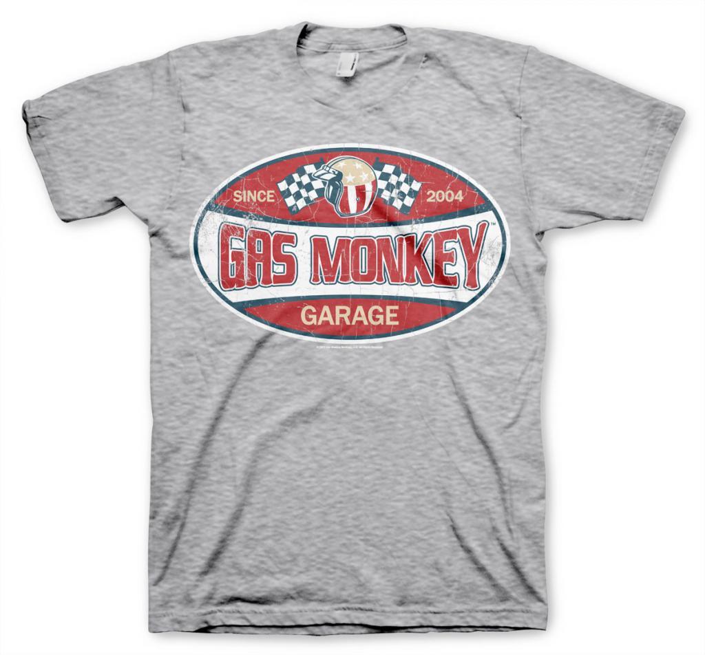 GAS MONKEY - T-Shirt Since 2004 (L)