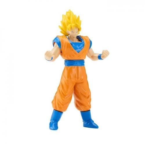 DRAGON BALL - Goku Super Saiyan - Figurine Power Up 9cm
