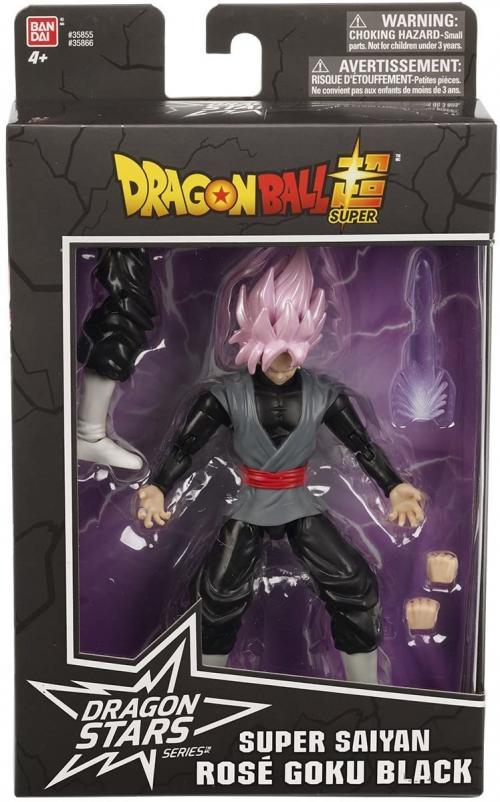 DRAGON BALL - Goku Black Rosé SS - Figurine Dragon Stars 17cm Serie 4