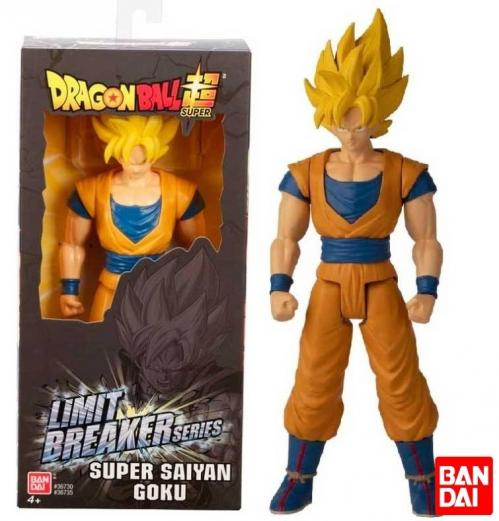 DRAGON BALL - SS Goku - Figurine géante Limit Breaker 30cm