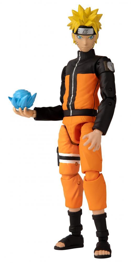 NARUTO - Uzumaki Naruto - Figurine Anime Heroes 17cm