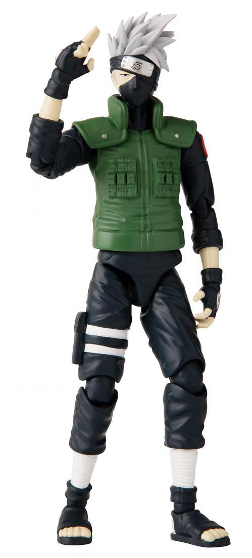 NARUTO - Hatake Kakashi - Figurine Anime Heroes 17cm