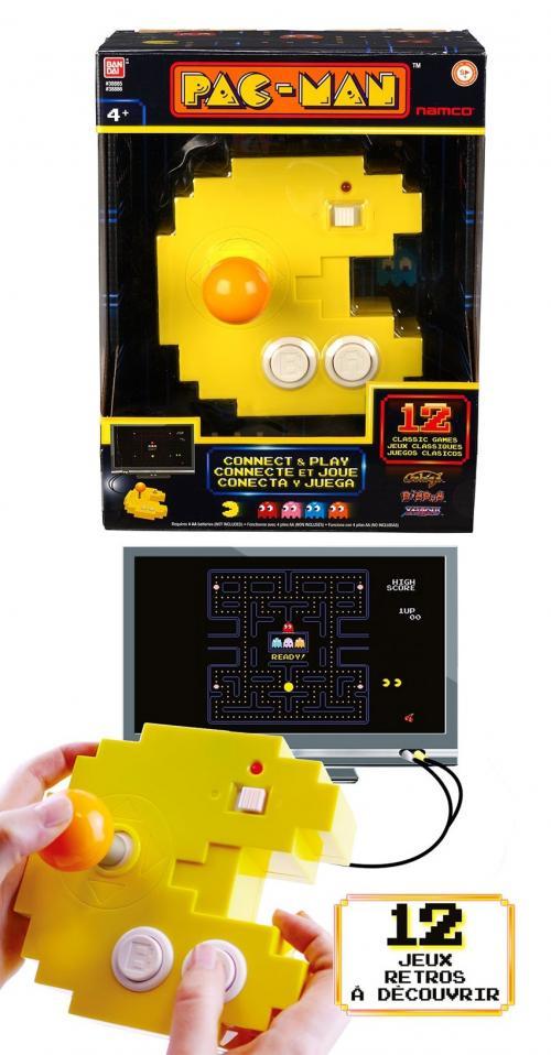 PACMAN - Console de jeu PACMAN
