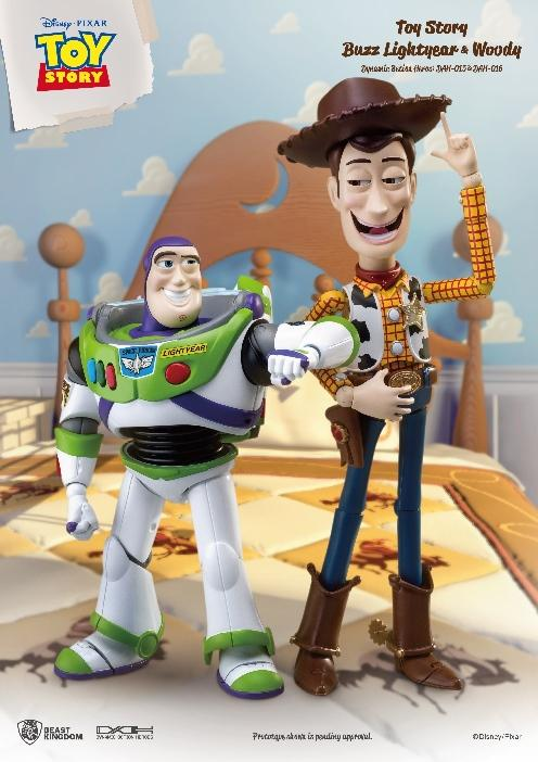 TOY STORY - Figurine Dynamic Action Heroes - Buzz L'Eclair - 20cm_6