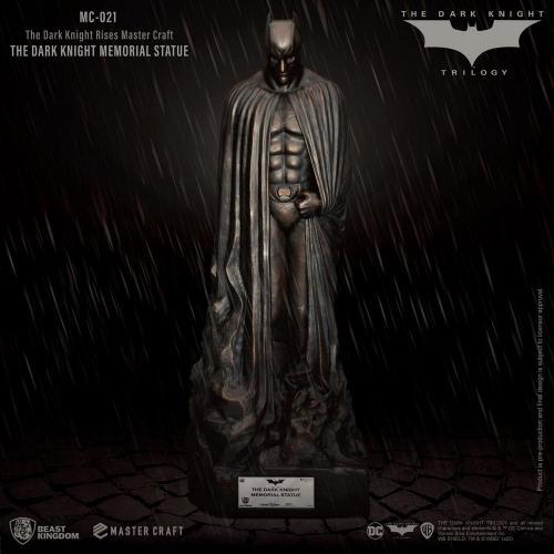 DC COMICS - Dark Knight Memorial Batman - Statuette Master Craft 45cm