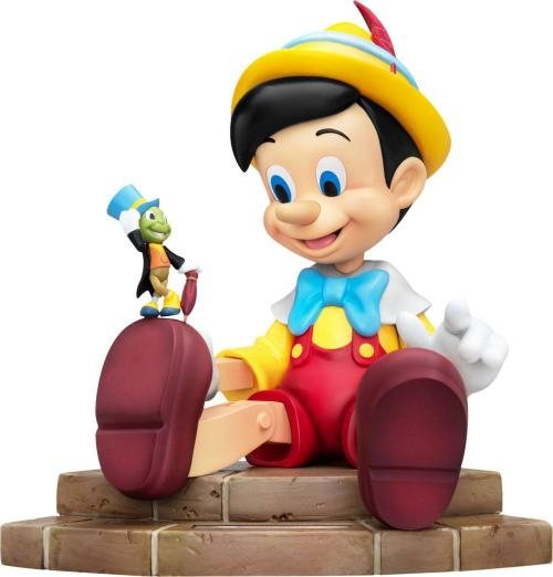 DISNEY - Pinocchio - Statuette Master Craft 27cm