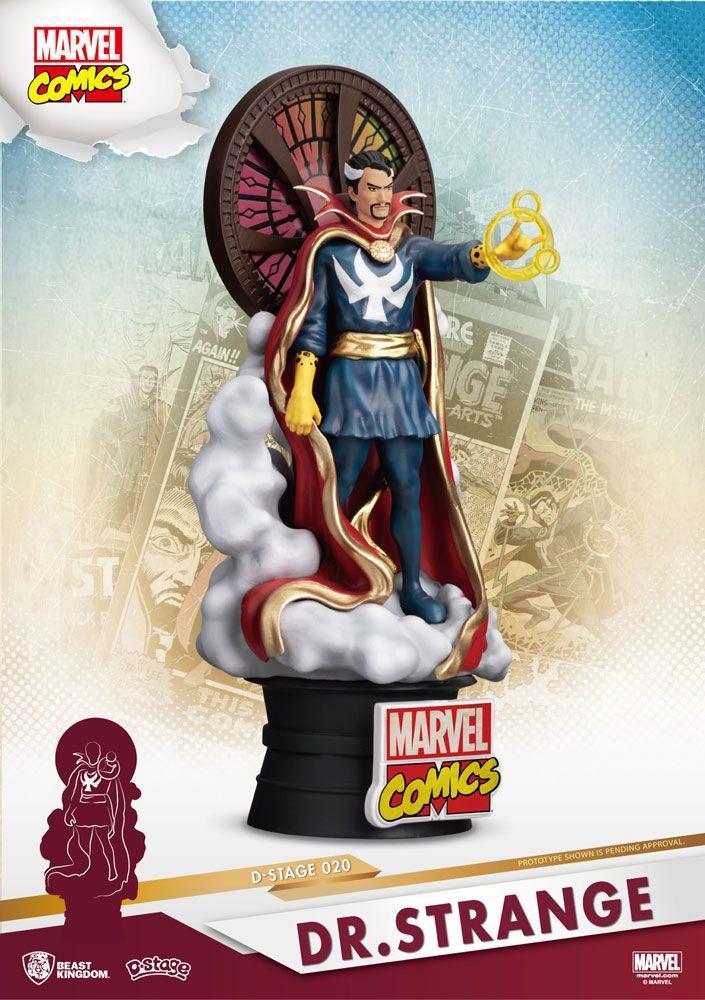 MARVEL - D-Stage - Doctor Strange - 16cm