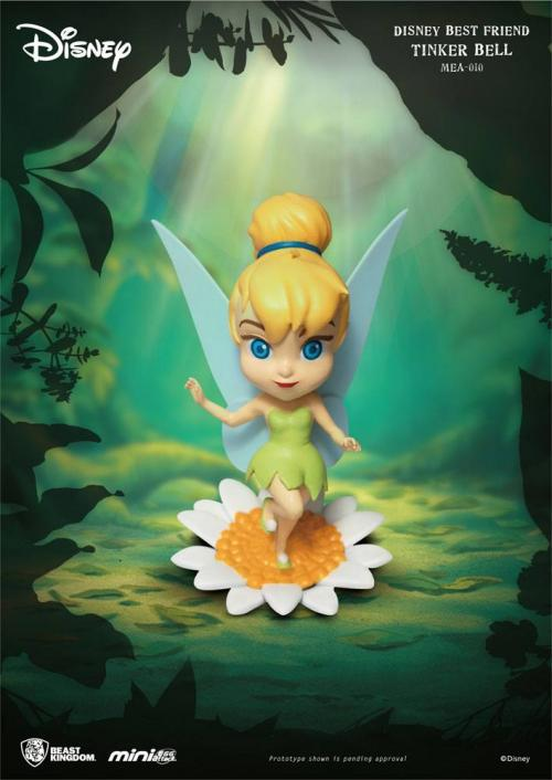 DISNEY Best Friends - Fig Mini Egg Attack - Tinkerbell - 8cm