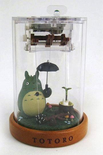 TOTORO - Boite à Musique Totoro - 12cm
