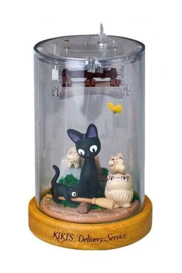 KIKI - Boite à Musique Kiki & Friends Marionette Style - 12cm