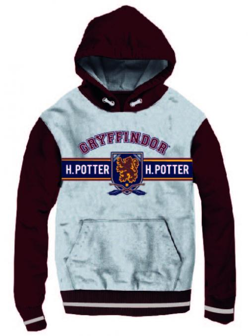 HARRY POTTER - Sweat KIDS - Gryffindor - BOYS (8 ans/128cm)