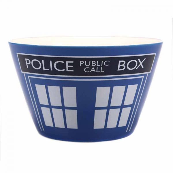 DOCTOR WHO - Bowl 500 ml - Time Lord