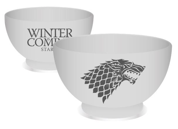 GAME OF THRONES - Bol 500 ml - Stark