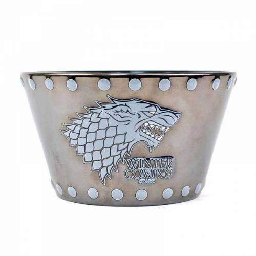 GAME OF THRONES - Bol - Stark Stud Relief