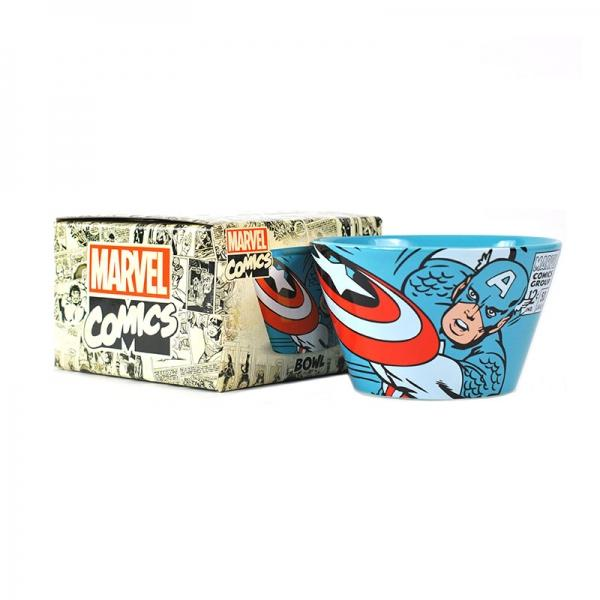 MARVEL - Bol 500 ml - Captain America