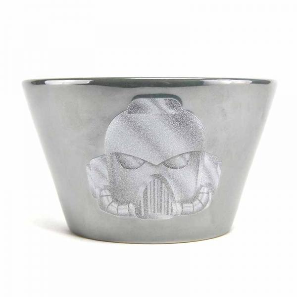WARHAMMER - Embrossed Metallic Bowl - Space Marine