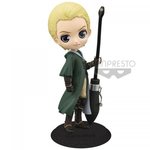 HARRY POTTER - Draco Malfoy Quidditch - Q Posket - Vers.A - 14cm
