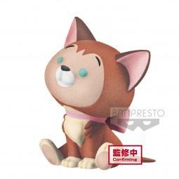 DISNEY - Dinah - Q Posket Petit - Fluffy Puffy - 4cm