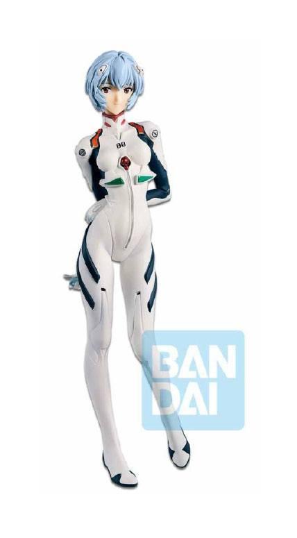 EVANGELION 2020 - ICHIBANSHO - Figurine - REI (2.0) - 21cm