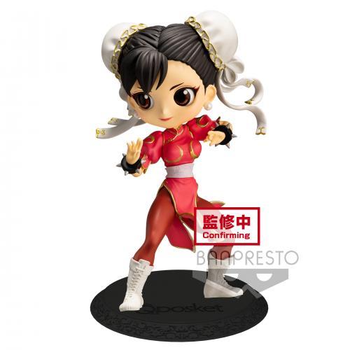 STREET FIGHTER - Q Posket - Chun Li - Ver.B - 14cm