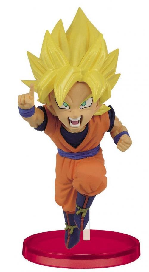 DRAGON BALL Z - World Collectable Figure - Dokkan Battle - A - 7cm