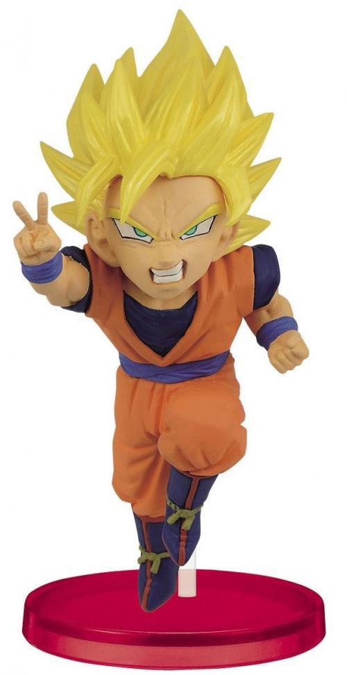 DRAGON BALL Z - World Collectable Figure - Dokkan Battle - B - 7cm