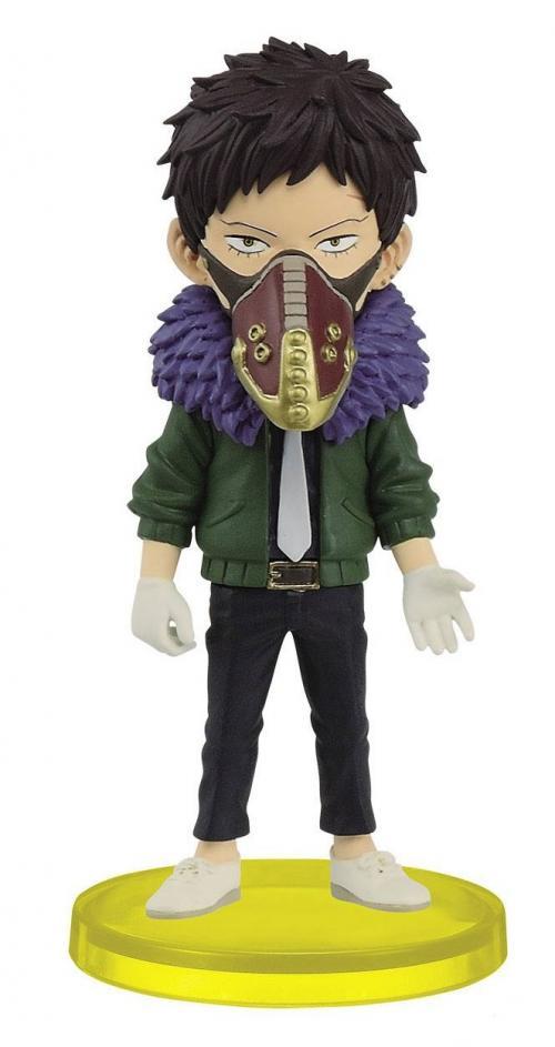 MY HERO ACADEMIA - World Collectable Figure - A - 7cm