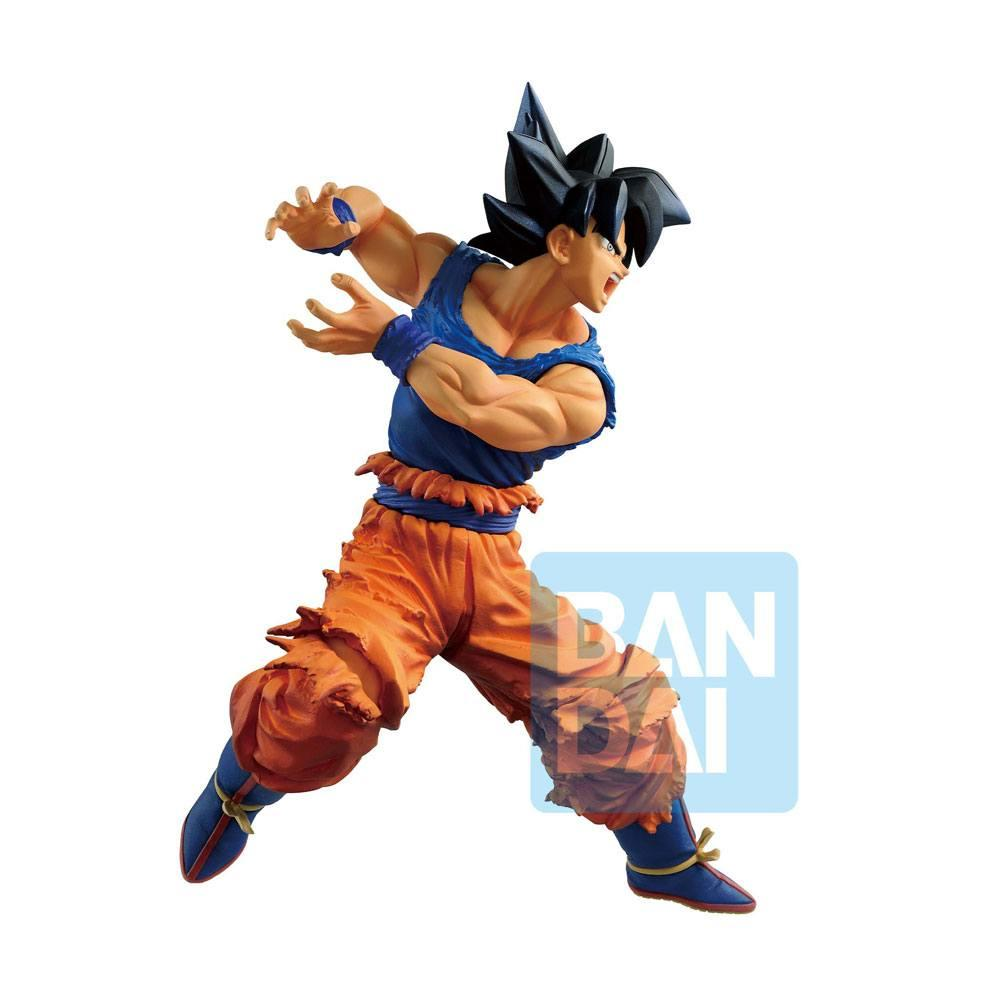 DRAGON BALL Z - Dokkan Battle - ICHIBANSHO Figurine - Son Goku 18cm_2