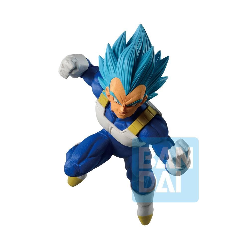 DRAGON BALL Z - Dokkan Battle - ICHIBANSHO Figurine Vegeta SSG 18cm
